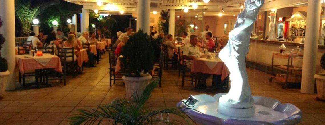 Ресторан Raffles в Пафосе