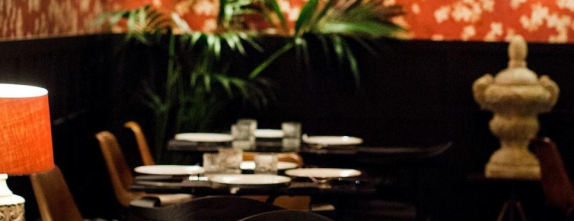 Ресторан современной кухни Skinny Fox в Никосии