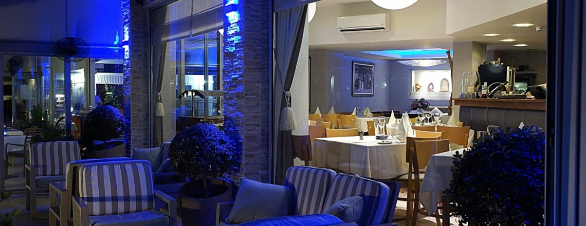 Ресторан средиземноморской кухни Prime Grill в Лимассоле
