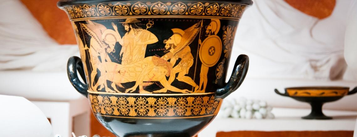 Larnaka District Archaeological Museum, Археологический музей Ларнаки