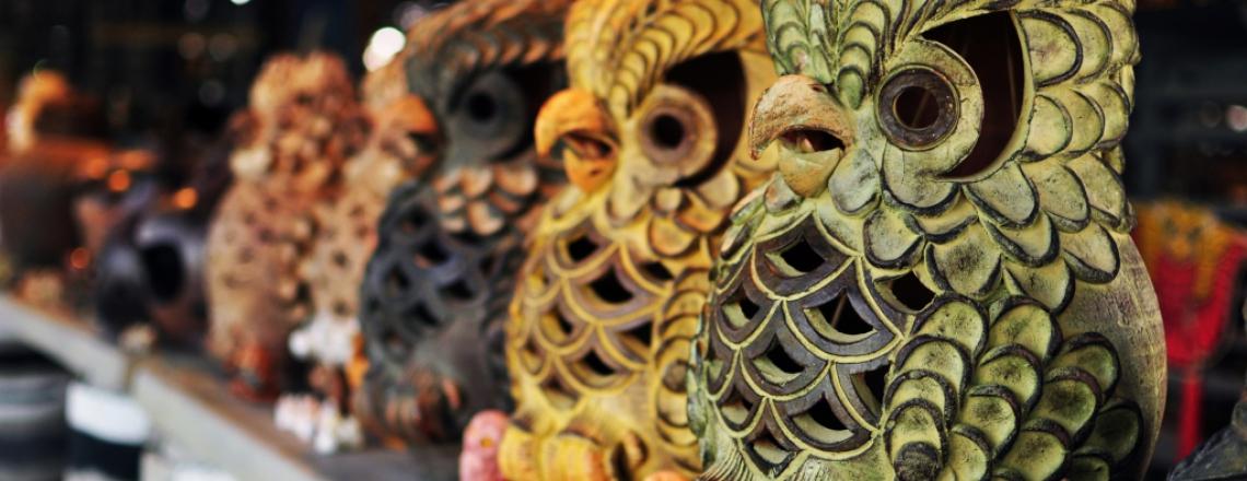 Owl Museum, музей сов в Ларнаке