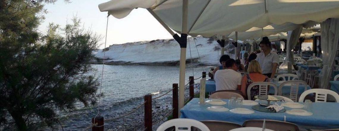 Рыбная таверна Agios Georgios Alamanou Fish Tavern в Лимассоле