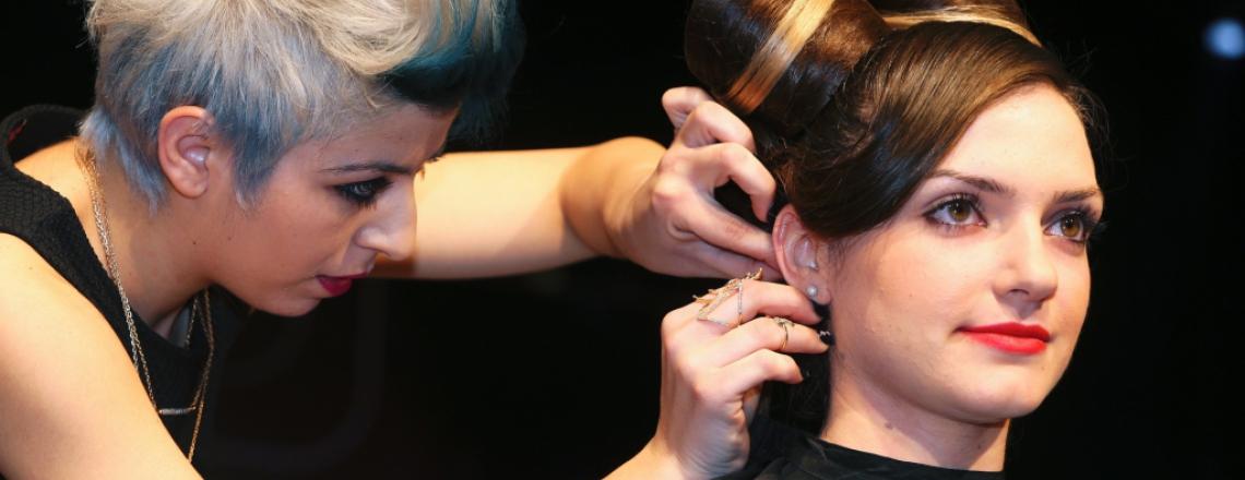 RZ HAIR & BEAUTY TECHNIQUES, школа парикмахерского искусства, визажа, маникюра и депиляции, Лимассол