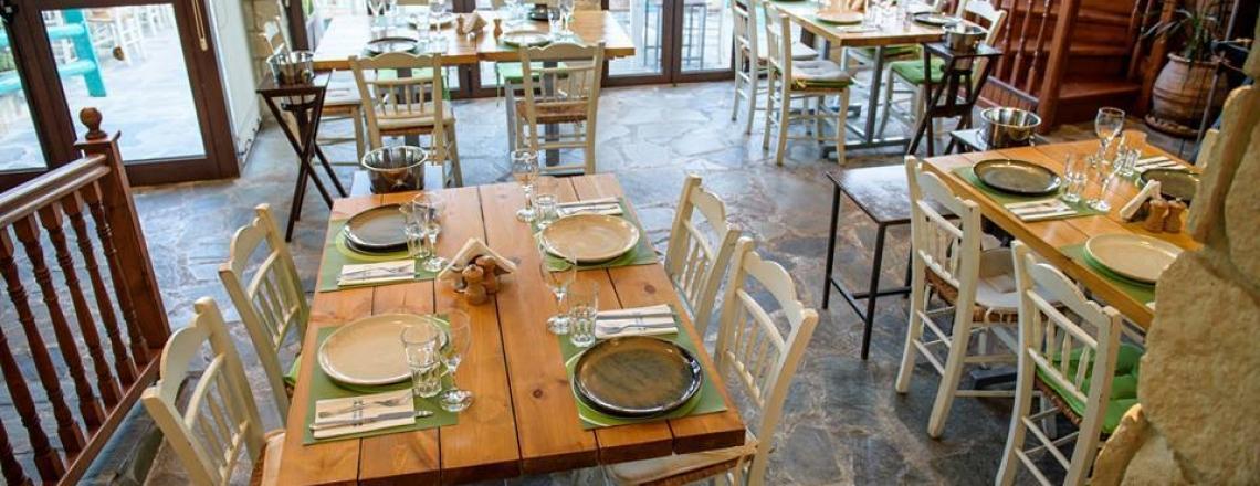 Salomi Tavern, традиционная таверна «Саломи» в Лимассоле