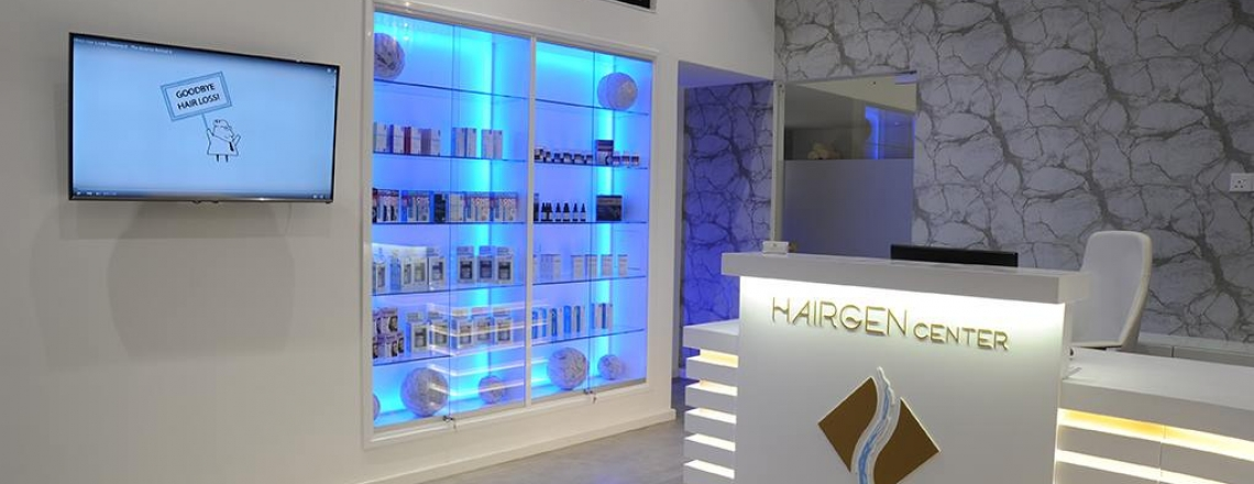 Медицинский центр Hairgen Center в Никосии