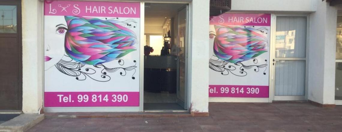 Салон красоты LxS Hair Salon в Пафосе