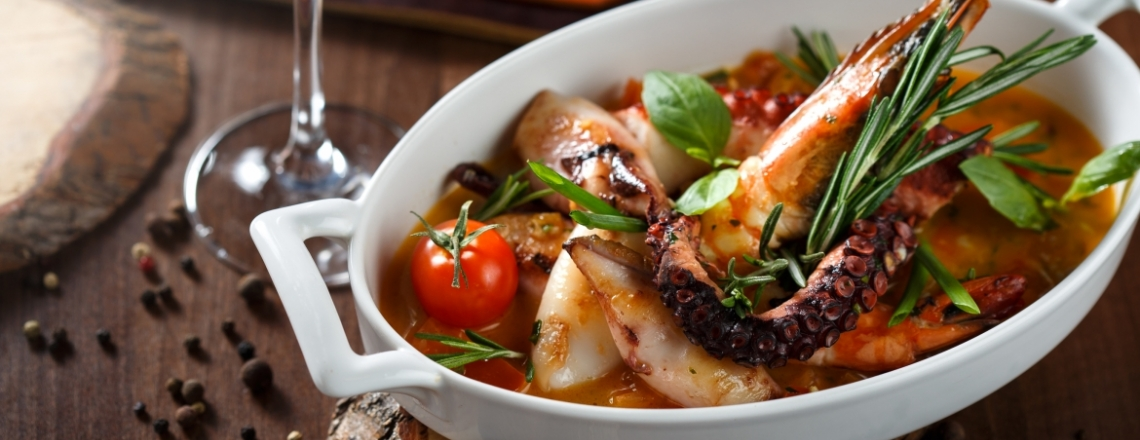 Рыбный ресторан Souli Seafront Restaurant в Лачи
