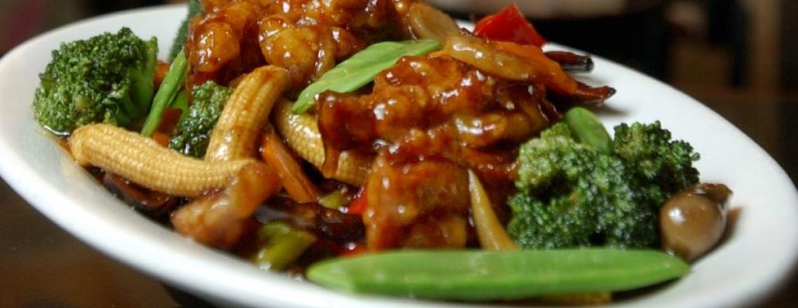 Shanghai Kiti Chinese Restaurant, китайский ресторан Shanghai в Ларнаке