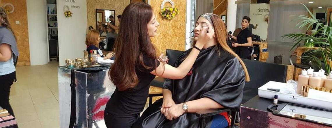 Sortie Hair Studio, салон красоты Sortie в Ларнаке