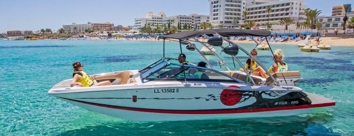 Stephanos Water Sports, Protaras