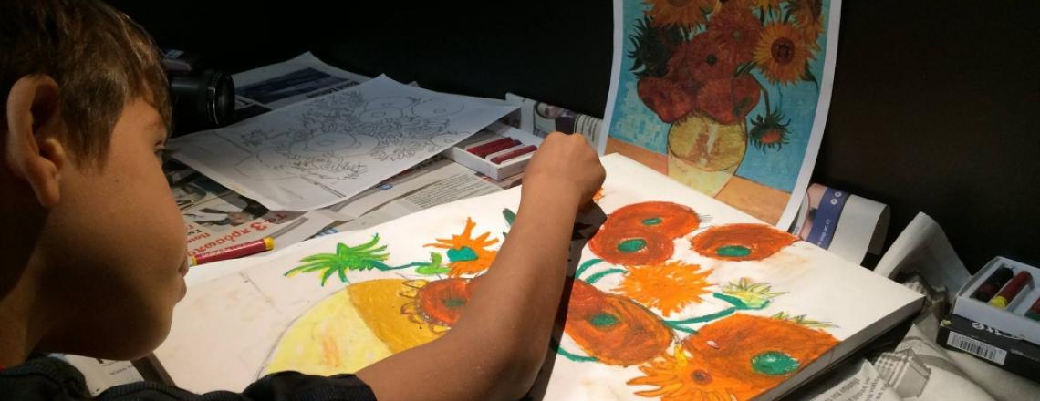 Studio 8 School of Art & Design, «Студия 8» школа искусств и дизайна в Никосии
