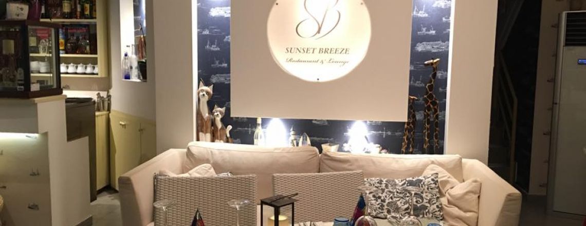 Sunset Breeze Restaurant & Lounge, ресторан Sunset Breeze в Пафосе