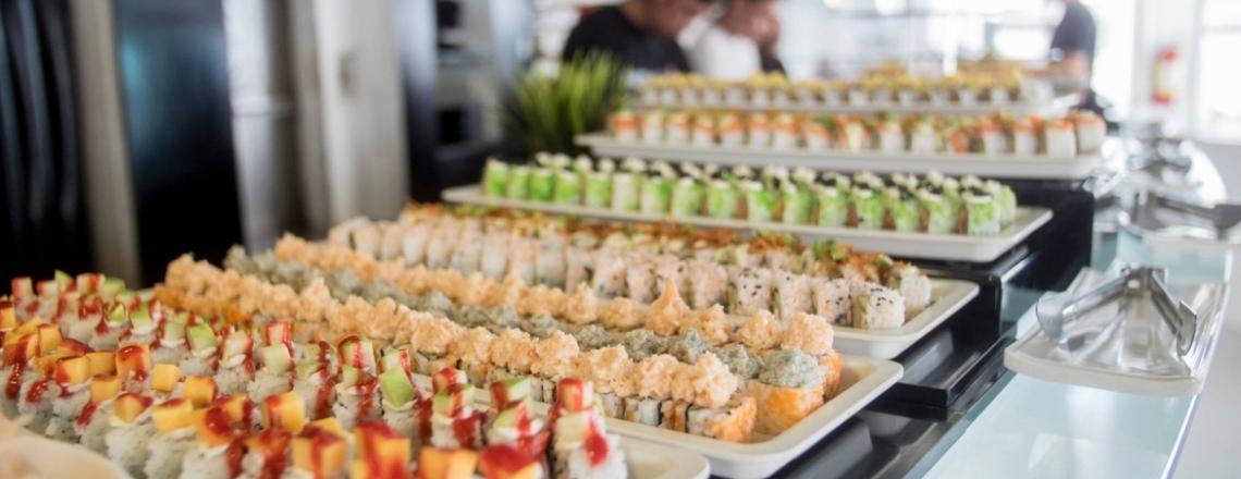 Суши-бар Sushi La Bar в Никосии