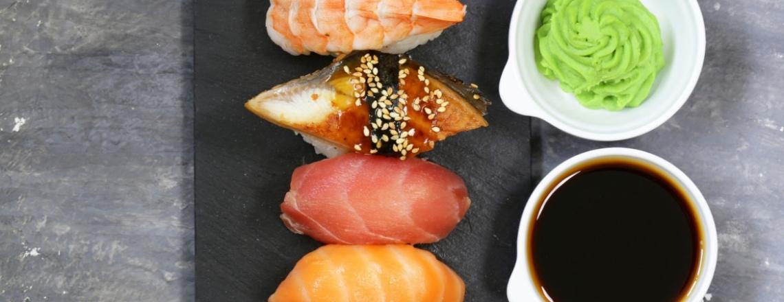 Суши-бар Sushi La в Ларнаке