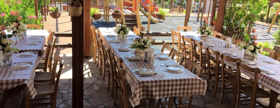 Taverna Mama To Basano, таверна Mama To Basano в Ларнаке