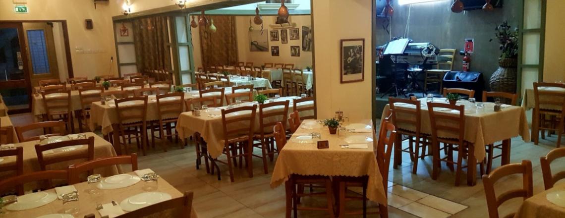 Nefeli Mousiki Taverna, таверна «Нефели» в Лимассоле