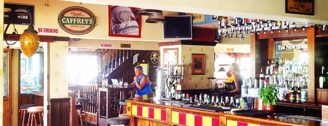 The New Horizon Pub, паб «Новый Горизонт» в Пафосе