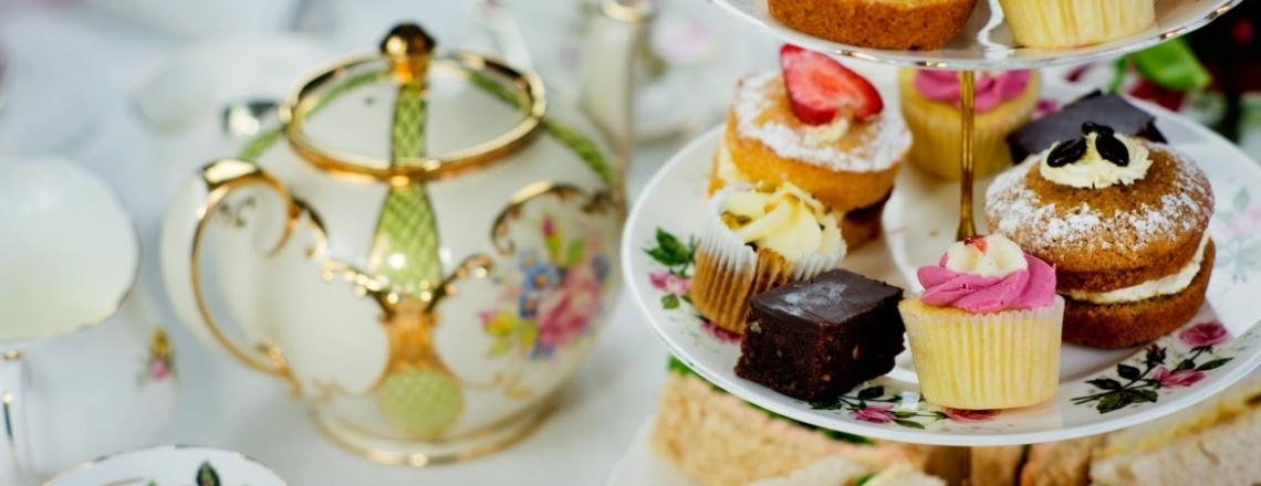 Традиционная английская чайная The Tea Cup в Лимассоле (ЗАКРЫТО)