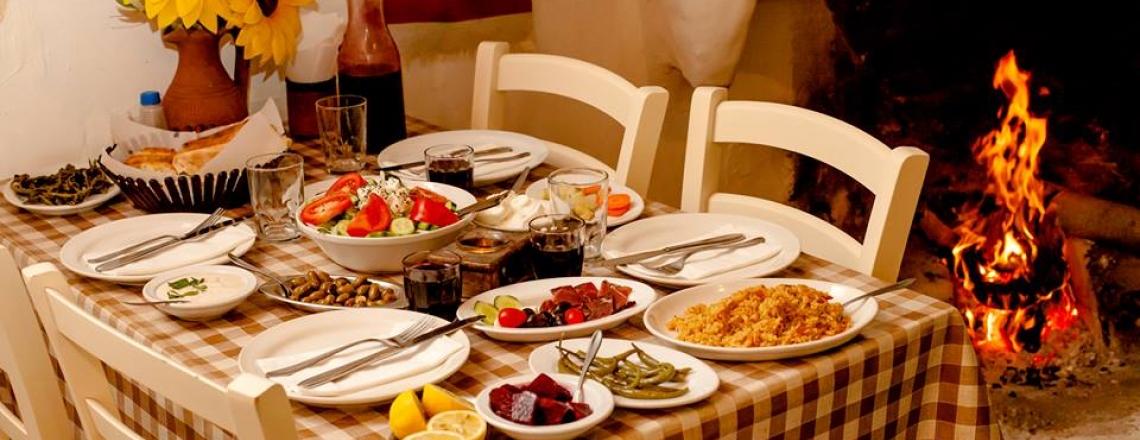 Таверна Skourouvinnos Taverna в Лимассоле