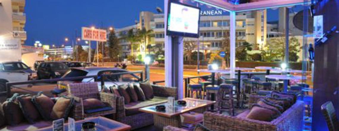 Trippers, «Трипперс», бар и ресторан европейской кухни на востоке Лимассола