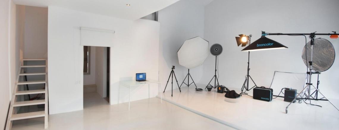 White Studios, Photo Studio and Photography School, Limassol