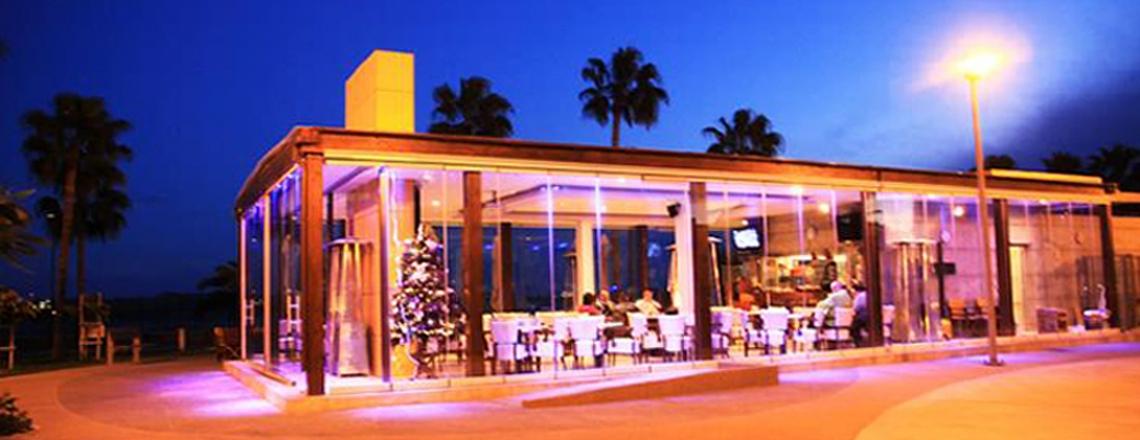 Yellow Lounge Cafe Delice, ресторан и лаундж-бар Yellow в Лимассоле