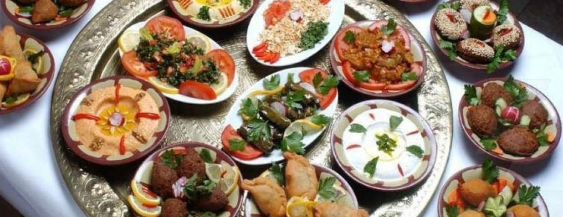 Zaatar Lebanese & Syrian Restaurant, ресторан «Заатар» в Айя-Напе