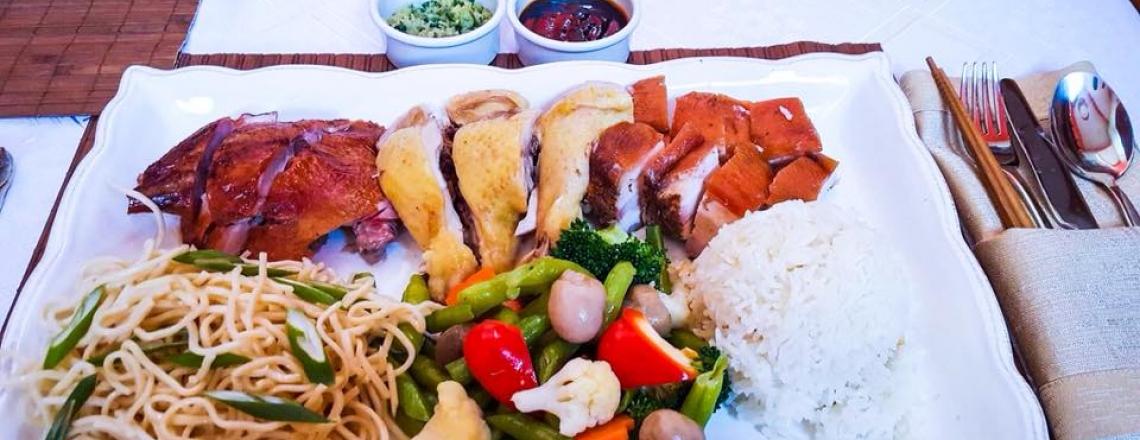 Zhong Can Restaurant, ресторан китайской кухни Zhong Can в Ларнаке