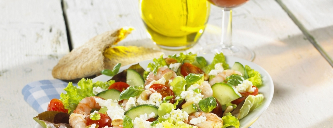 Крестьянский салат Coban Salatasi