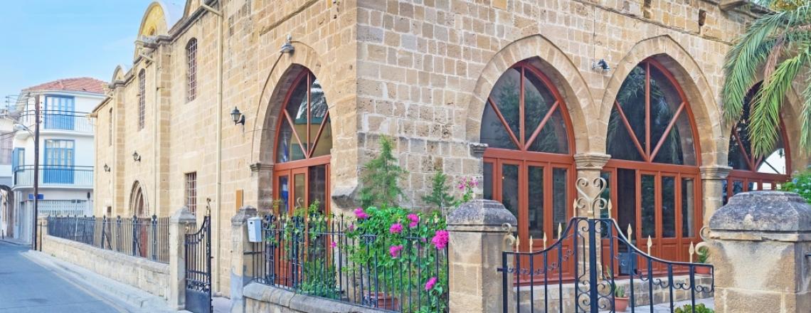 Церковь Архангела Михаила Трипиотиса, Никосия