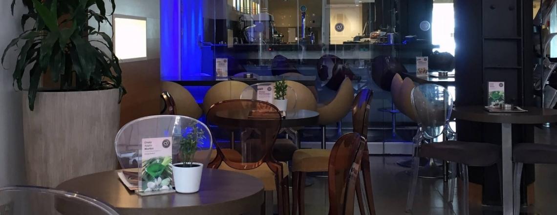 CU Cafe at Ledras, кафе CU Cafe в Никосии