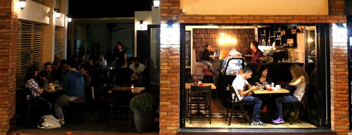 Кафе-бистро StoAno Kato в Ларнаке