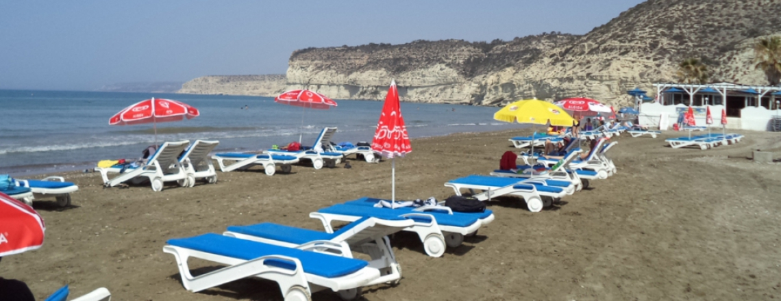 Kourion Bay, Limassol