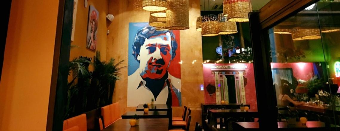 Ресторан мексиканской кухни Esco-Bar в Ларнаке