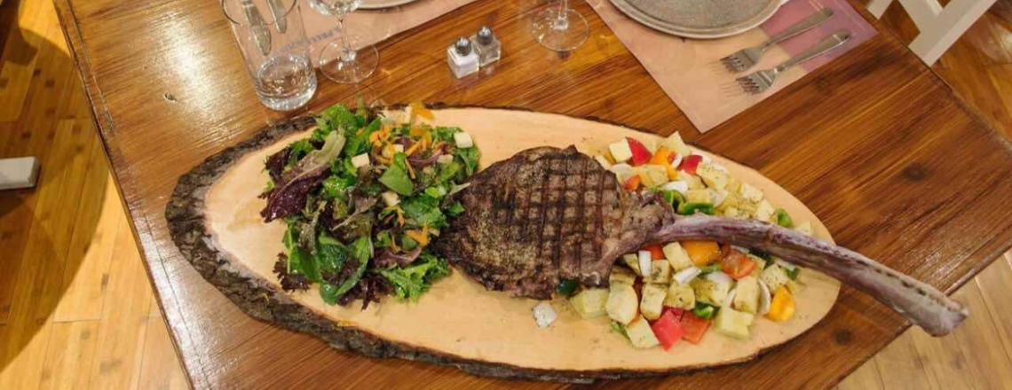 Ресторан Rustico в Никосии