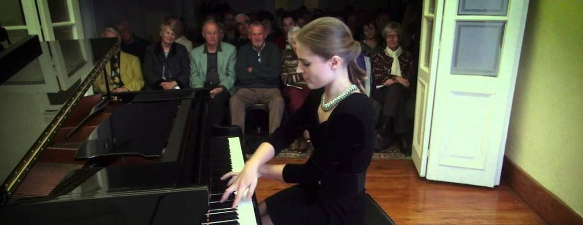 Концерт для фортепианино и виолончели