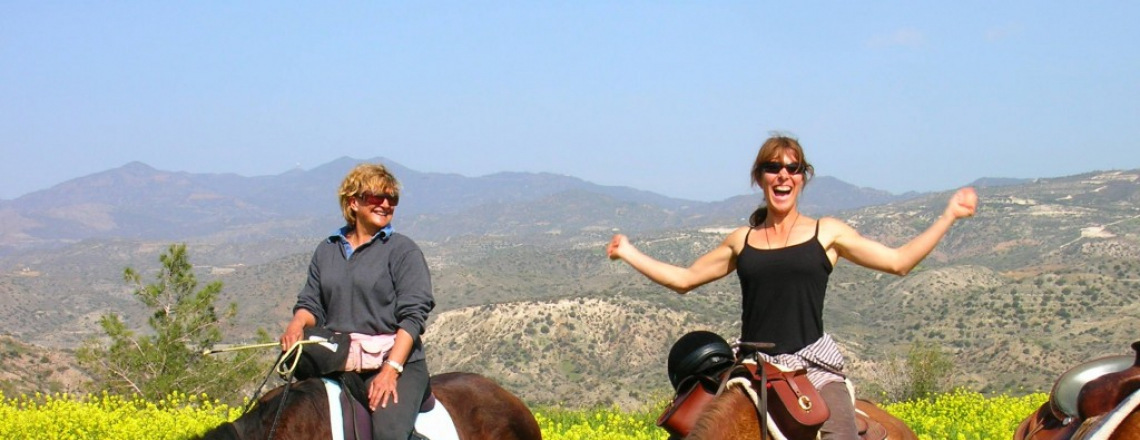Drapia Farm, лошадиная ферма «Драпиа» в Ларнаке
