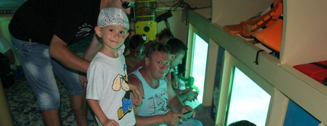 Круизы на лодке Nemo Submarine в Айя-Напе