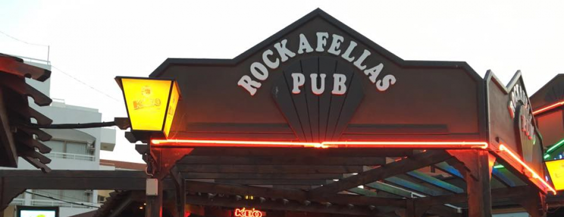 Rockafellas Sports Bar, Protaras