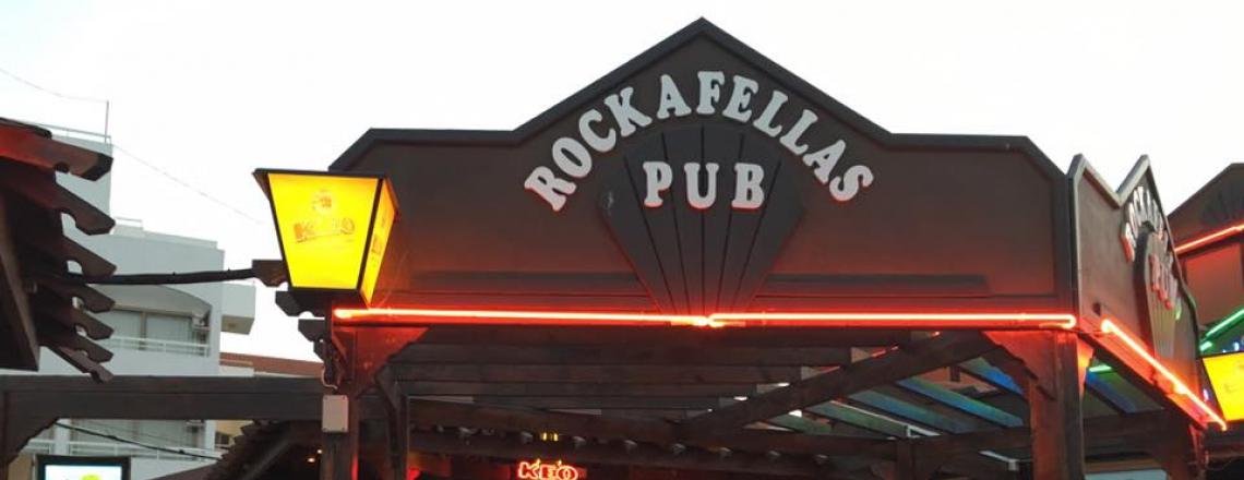 Спорт-бар Rockafellas Sports в Протарасе