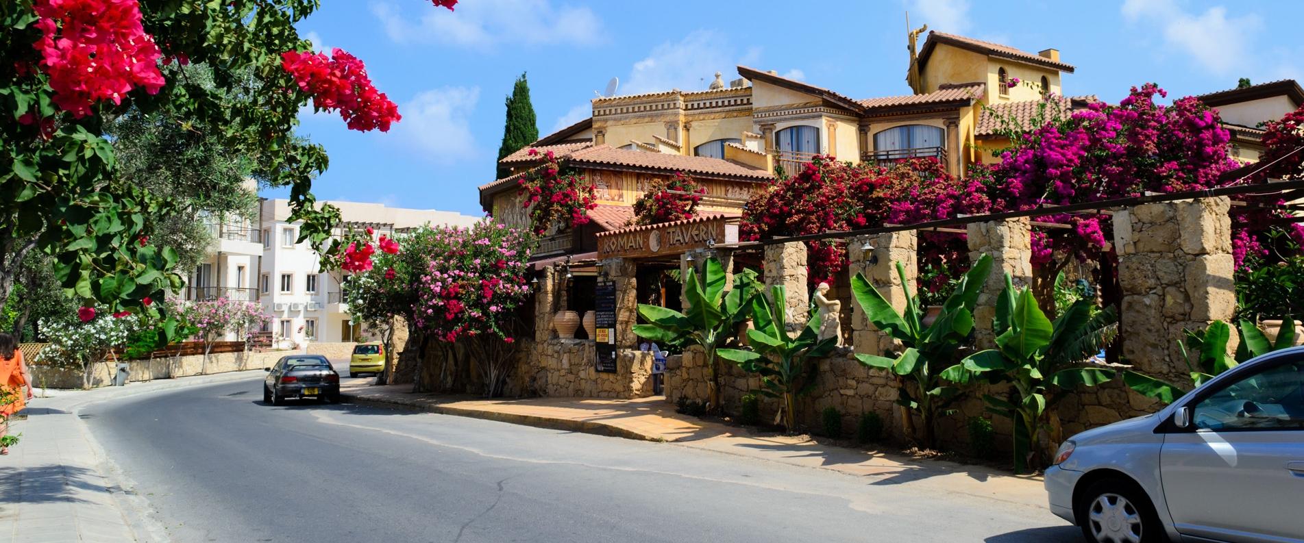 Как арендовать машину на Кипре