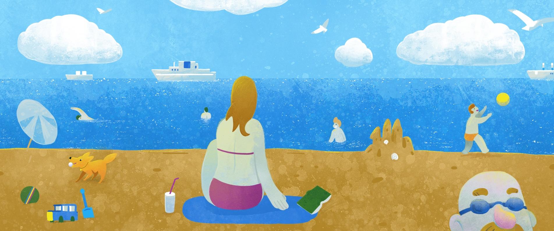 Топ-12 пляжей Кипра: лучший пляжный отдых