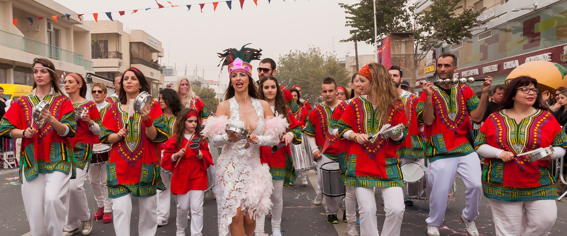 Большой Карнавал в Лимассоле 2017: программа праздника