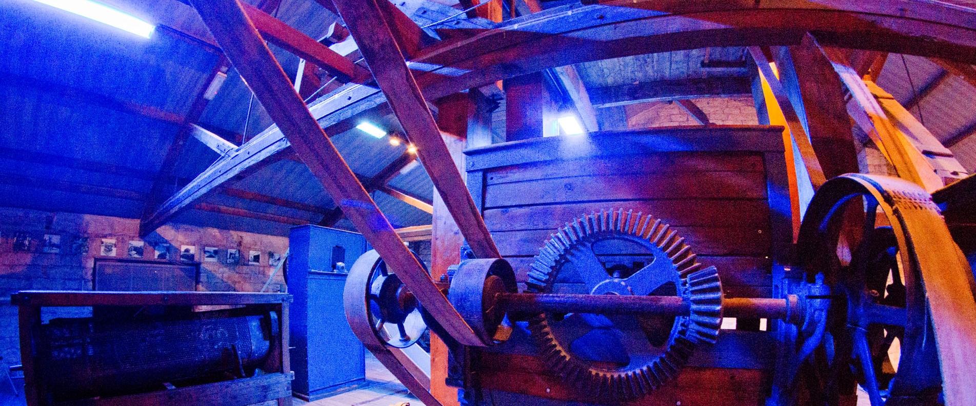 Музей рожкового дерева Carob Mill в Лимассоле, фоторепортаж