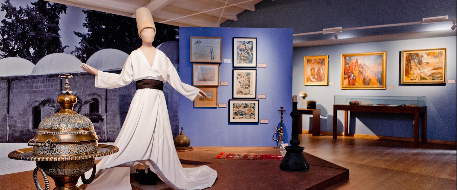 Центр визуальных искусств и исследований CVAR в Никосии