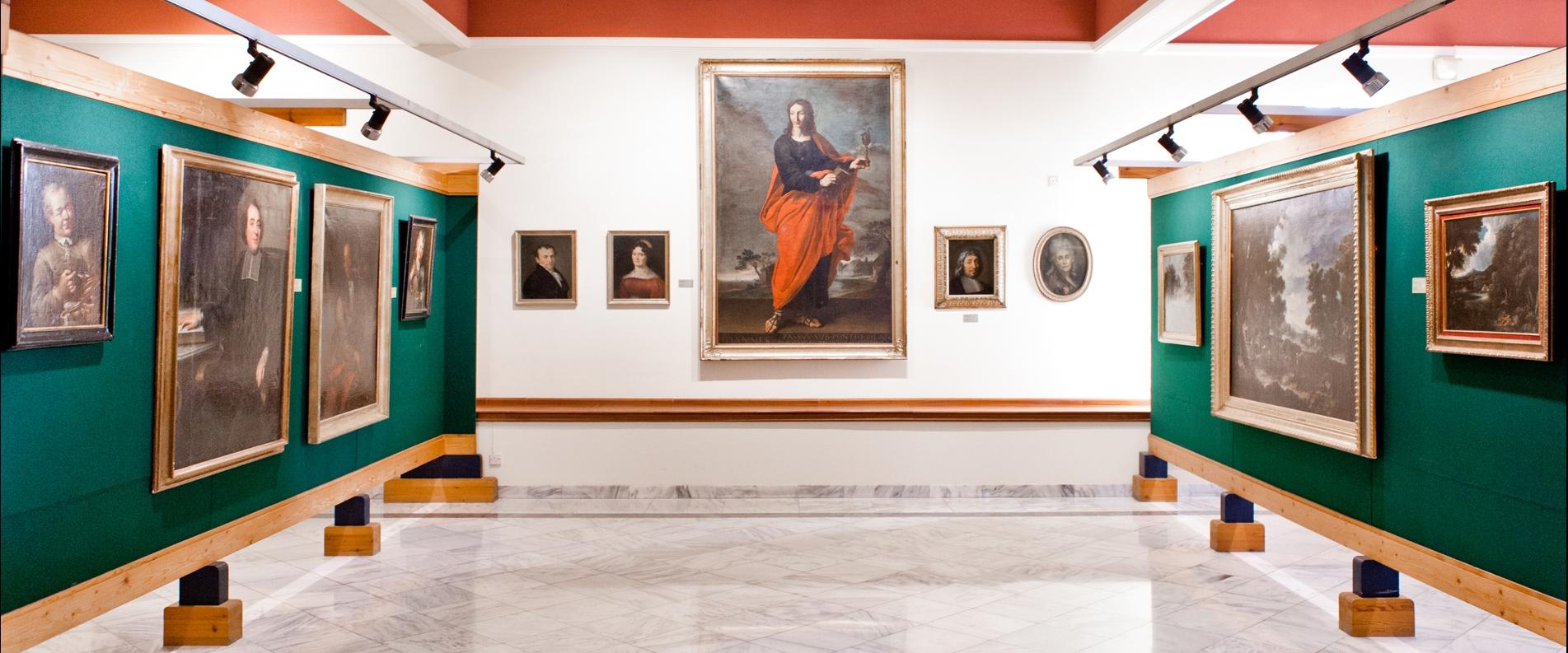 Western-European Art Gallery
