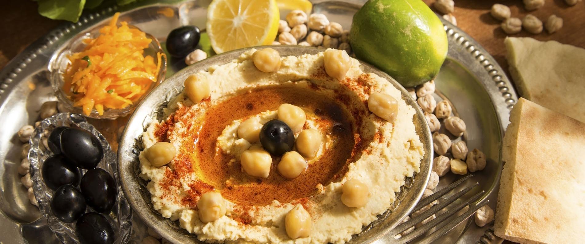 Салаты и закуски традиционной кипрской кухни, рецепты