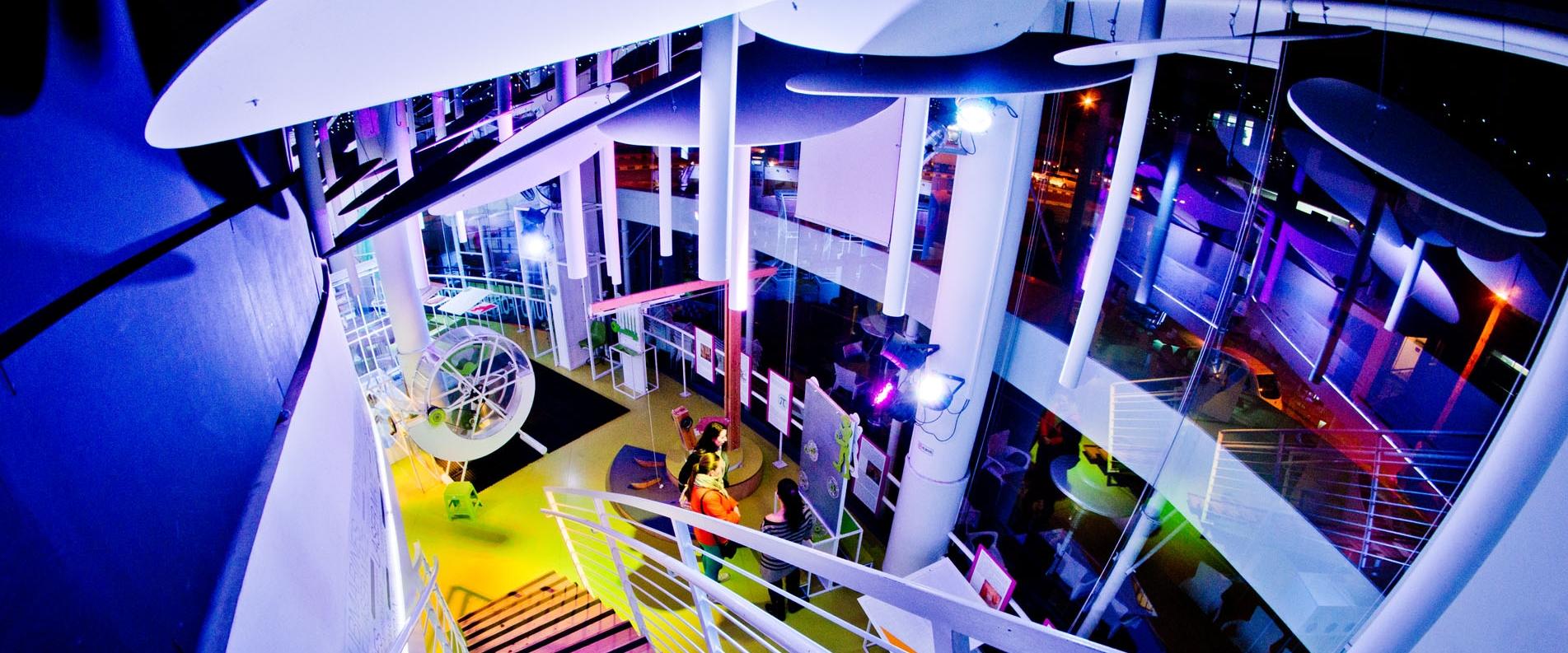Интерактивный музей «Архимед — забавная сторона науки» в Лимассоле