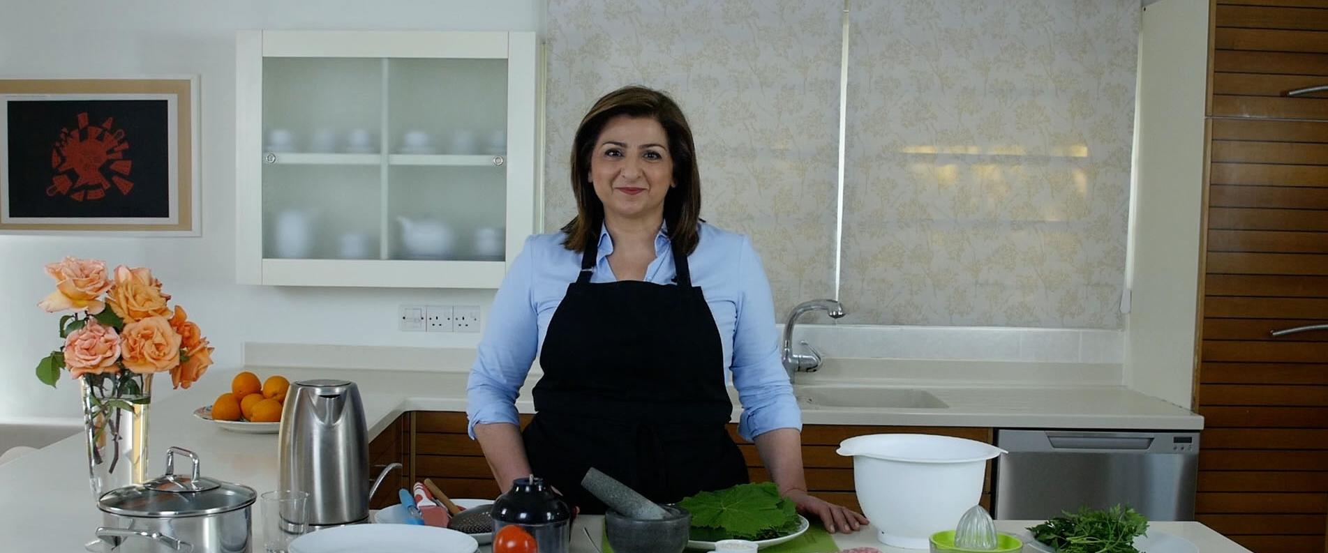 Кипрская кухня с Мариленой: купепья