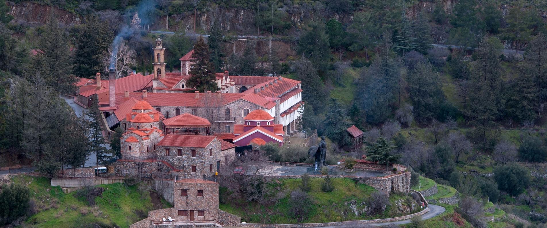 Русские монастыри на кипре